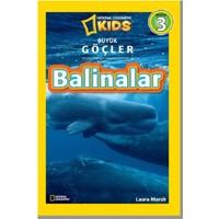 Beta Kids Balinalar (National Geographic Kids)