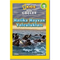Beta Kids Harika Hayvan Yolculukları (National Geographic Kids)