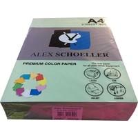 Alex Schoeller A4 Fotokopi Kağıdı 500 lü Yeşil 590
