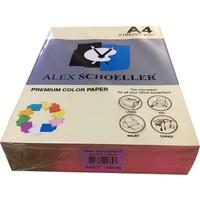 Alex Schoeller A4 Fotokopi Kağıdı 500 lü Krem 510