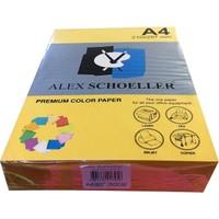 Alex Schoeller A4 Fotokopi Kağıdı 500 lü Altın 600