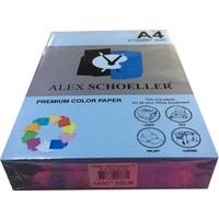 Alex Schoeller A4 Fotokopi Kağıdı 500 lü Mavi 580