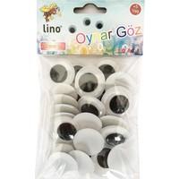 Lino Oynar Göz 28 mm Çapında 30 Adet