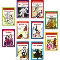 Karatay Eğlence Kahramanlardan Klasikler Hikaye Kitabı 10 Kitap