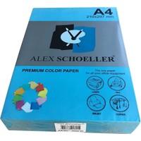 Alex Schoeller A4 Fotokopi Kağıdı 500 lü Turkuaz 620