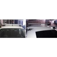 Renault Clio 4 2012-2017 Tavan Çıtası Port Bagaj