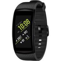 Samsung Gear Fit2 Pro - Uzun Kayış - Siyah