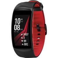 Samsung Gear Fit2 Pro - Kısa Kayış - Kırmızı