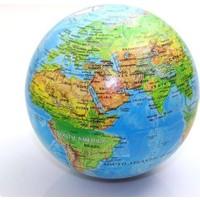 Dönen Dünya Haritası Küre