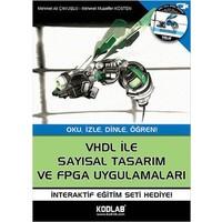 Vhdl İle Sayısal Tasarım Ve Fpga Uygulamaları - Mehmet Ali Çavuşlu