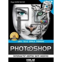 Photoshop Cc (Özel Renkli Baskı)