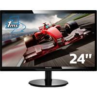 Philips 246V5LDSB/00 24'' 1ms (Analog+DVI-D+HDMI) Full HD Oyuncu Led Monitör
