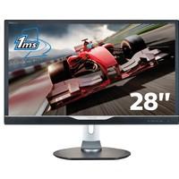 "Philips 288P6LJEB/00 28"" 5ms (Analog+DVI+MHL+HDMI+Display+USB) 4K Ultra HD Led Monitör"