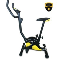 Dynamic S80 Dikey Bisiklet Siyah-Sarı