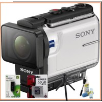 Sony Hdr-As300 Aksiyon Kamera Kitli