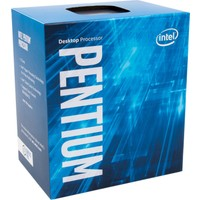Intel Kaby Lake Pentium G4600 3.6GHz 3MB Cache LGA 1151 İşlemci