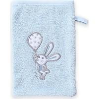 Moderona Little Rabbit Bebek Kese Mavi 15 x 22