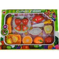 Erkol Oyuncak 617Ab Meyve Kesme Seti - Kutulu - Funny Food