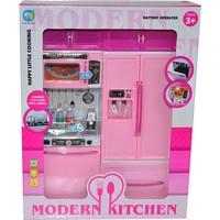 Erkol Oyuncak 818 - 17 - 21 Kutulu Mutfak Modern Kitchen