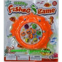 Erkol Oyuncak 822 Balık Tutma Oyunu - Kartela +3 Yaş
