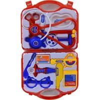 Gepet Toys 7769A Açık Çantalı Doktor Set