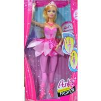 Kızılkaya Kutuda Balerin Barbie Bebek Lh045