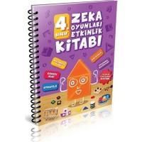 Pal 4. Sınıf Zeka Oyunları Etkinlik Kitabı