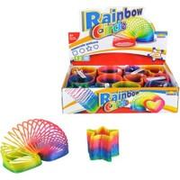 Sunman Gox Yay Rainbow Şeffaf Renkli Şekilli 1161