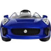 Sunny Baby Jaguar 12V Akülü Araba Mavi