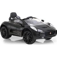 Sunny Baby Jaguar 12V Akülü Araba Siyah