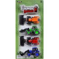 Uygun Oyuncak Traktör Set 902