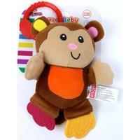 Vardem Oyuncak Diş Kaşıyıcılı Sevimli Maymun