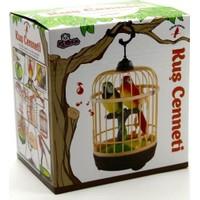 Vardem Oyuncak Kutuda Kafesli İki Kuş 518 - 2