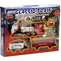 Vardem Oyuncak N10A 185 Kutulu 13Pcs 345 cm Orbit Classic Tren