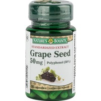 Nature's Grape Seed 50 mg 50 kp