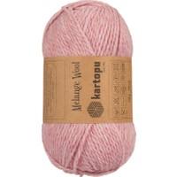 Kartopu Melange Wool Yün El Örgü İpi