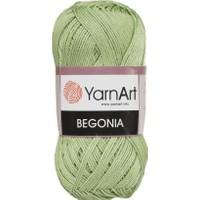 Yarnart Begonia Merserize Pamuk El Örgü İpi
