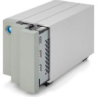 Lacie 12Tb 3.5 Inc LAC9000473EK 2Bıg 2X Thunderbolt2 + Usb 3.0 Raid 0,1 NAS Sürücü