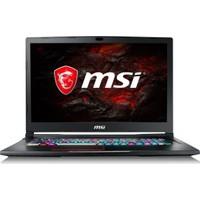 "MSI GE73VR 7RE(Raider)-084XTR Intel Core i7 7700HQ 32GB 1TB + 256GB SSD GTX1060 Freedos 17.3"" FHD Taşınabilir Bilgisayar"