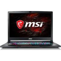 "MSI GE73VR 7RF(Raider)-035XTR Intel Core i7 7700HQ 16GB 1TB + 128GB SSD GTX1070 Freedos 17.3"" FHD Taşınabilir Bilgisayar"
