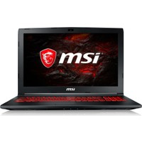 """MSI GL62M 7RC-042XTR Intel Core i5 7300HQ 8GB 1TB MX150 Freedos 15.6"""" FHD Taşınabilir Bilgisayar"""