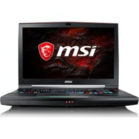 "MSI GT75VR 7RE(Titan)-077TR Intel Core i7 7700HQ 32GB 1TB + 512GB SSD GTX1070 Windows 10 Home 17.3"" FHD Taşınabilir Bilgisayar"