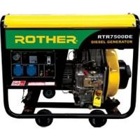 Rother Rtr7500De3 Dizel Jeneratör
