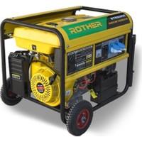 Rother Rtr8000E3 Benzinli Jeneratör