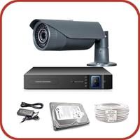 Promax Pro2042S 1'Li 3 Megapiksel Sony Lens 1080P Aptina Sensör Güvenlik Kamerası Seti