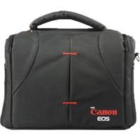 Haskan Canon 750D Fotoğraf Makinesi İçin Profesyonel Set Çanta