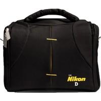 Haskan Nikon D5000 Fotoğraf Makinesi İçin Profesyonel Set Çanta