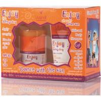 Enjoy Kofre 50Spf Güneş Kremi + Şampuan