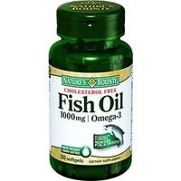 Nature'S Bounty Fish Oil 1000 Mg Omega 3 50 Softgel
