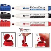 Faber Castell Beyaz Tahta Kalemi Mavi Doldurulabilir